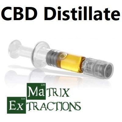 CBD-Distillate
