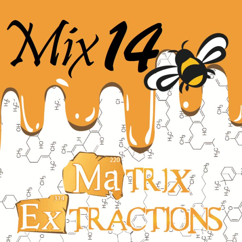 co2 honey oil syringe mix 14
