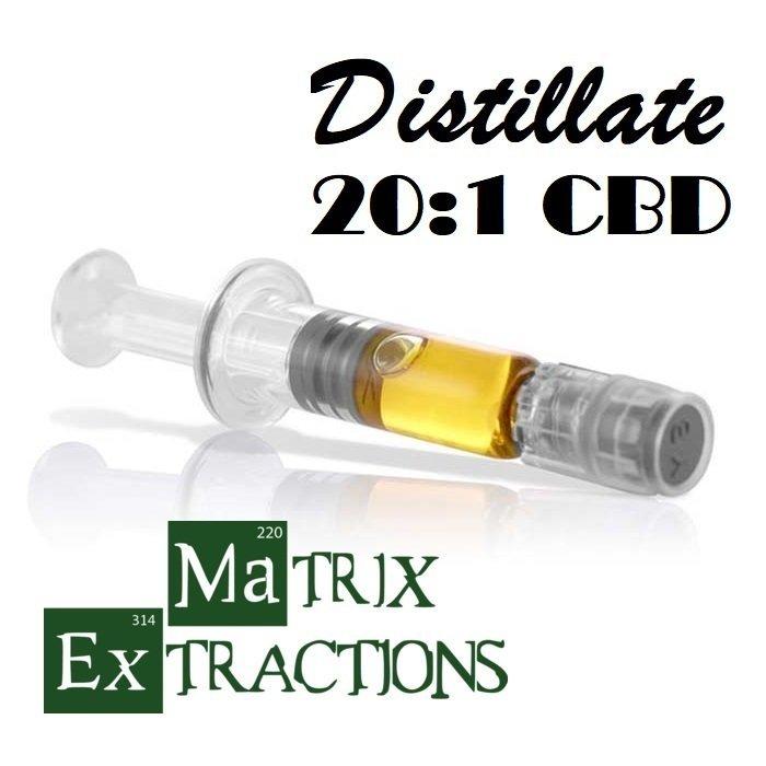 Matrix-distillate-syringe-CBD