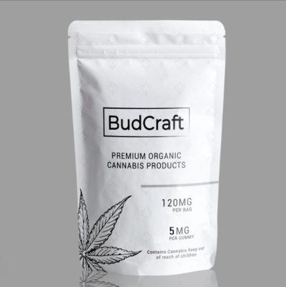 Bud Craft 5mg THC Gummies